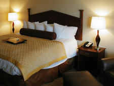 Executive Hotel Rooms