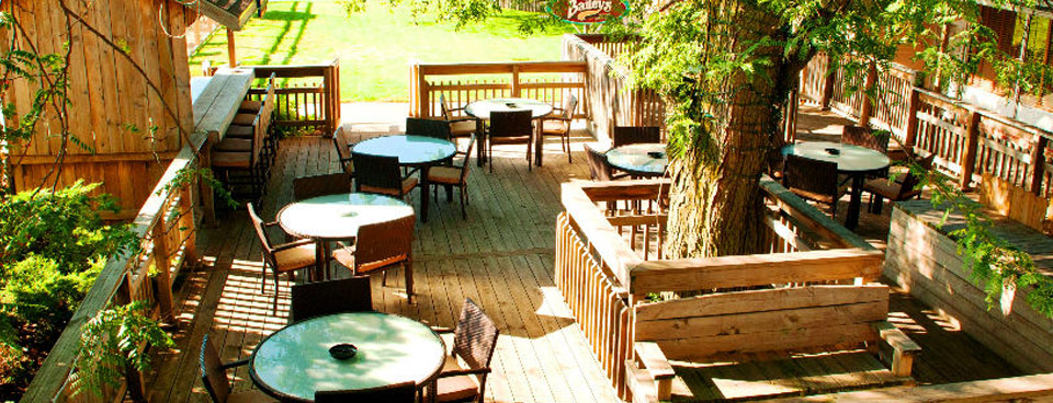 Bailey's Patio Bar - Outdoor Patio/Deck and Bar Area, Perfect for Your Next Party!